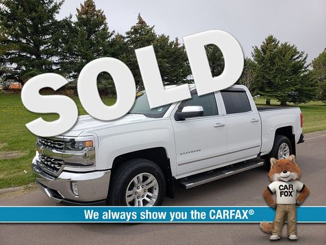 2017 Chevrolet Silverado 1500 4WD Crew Cab LTZ in Great Falls, MT