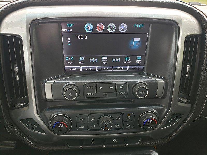 2017 Chevrolet Silverado 1500 4WD Crew Cab LTZ  city MT  Bleskin Motor Company   in Great Falls, MT