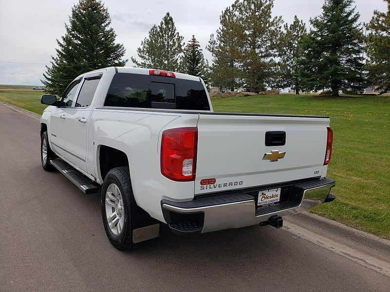 2017 Chevrolet Silverado 1500 LTZ  city MT  Bleskin Motor Company   in Great Falls, MT