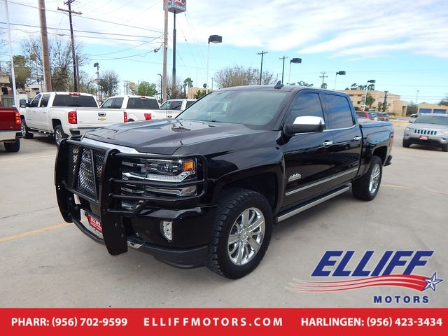 2017 Chevrolet Silverado 1500 High Country 4X4