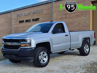 2017 Chevrolet Silverado 1500 Work Truck in Hope Mills, NC 28348