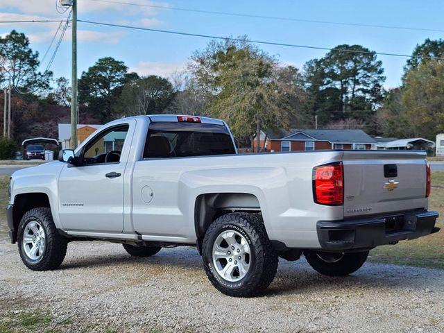 2017 Chevrolet Silverado 1500 Work Truck in Hope Mills, NC 28348
