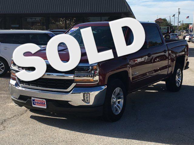 2017 Chevrolet Silverado 1500 LT CrewCab TX Ed   Irving, Texas   Auto USA in Irving Texas