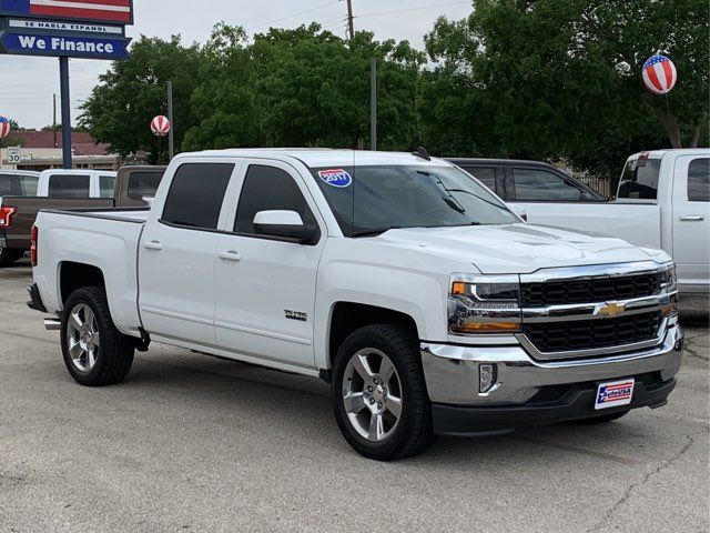 2017 Chevrolet Silverado 1500 in Irving Texas
