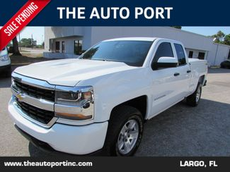 2017 Chevrolet Silverado 1500 WT 4X4 in Largo, Florida 33773