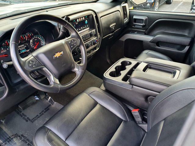 "2017 Chevrolet Silverado 1500 LT 4WD 5.3L V8 CREW CAB Z71 Heated Leather/18"" in Louisville, TN 37777"