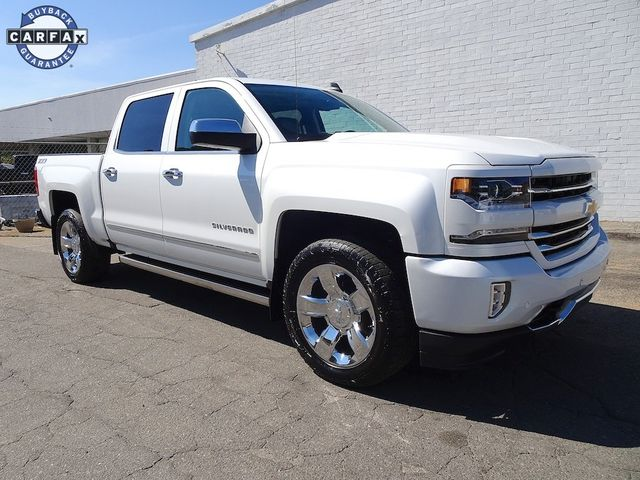 2017 Chevrolet Silverado 1500 LTZ Madison, NC 1