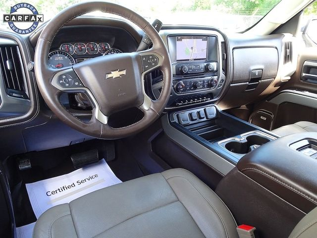 2017 Chevrolet Silverado 1500 LTZ Madison, NC 40