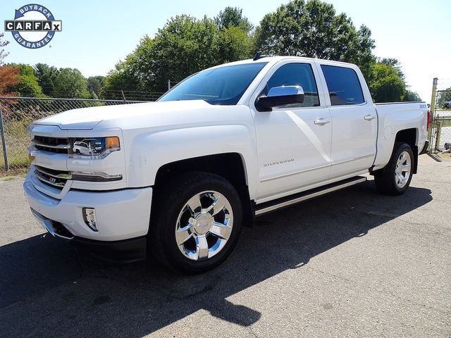 2017 Chevrolet Silverado 1500 LTZ Madison, NC 6