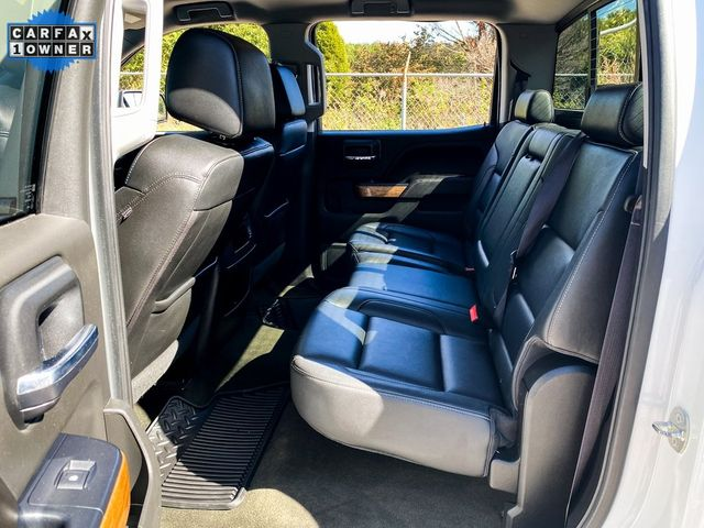 2017 Chevrolet Silverado 1500 LTZ Madison, NC 22