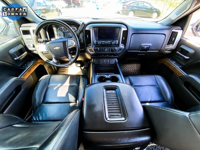 2017 Chevrolet Silverado 1500 LTZ Madison, NC 23