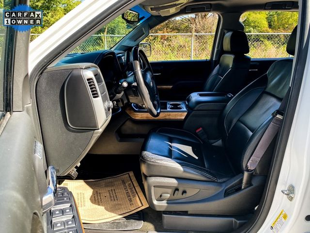 2017 Chevrolet Silverado 1500 LTZ Madison, NC 25