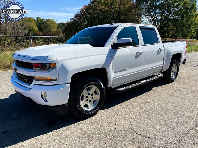 2017 Chevrolet Silverado 1500 LT Madison, NC 5
