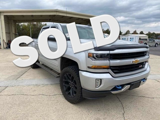 2017 Chevrolet Silverado 1500 LT Madison, NC 0