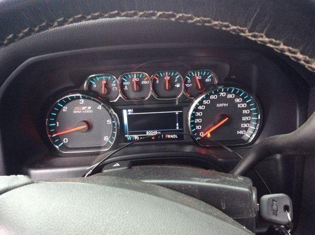 2017 Chevrolet Silverado 1500 LT Madison, NC 4