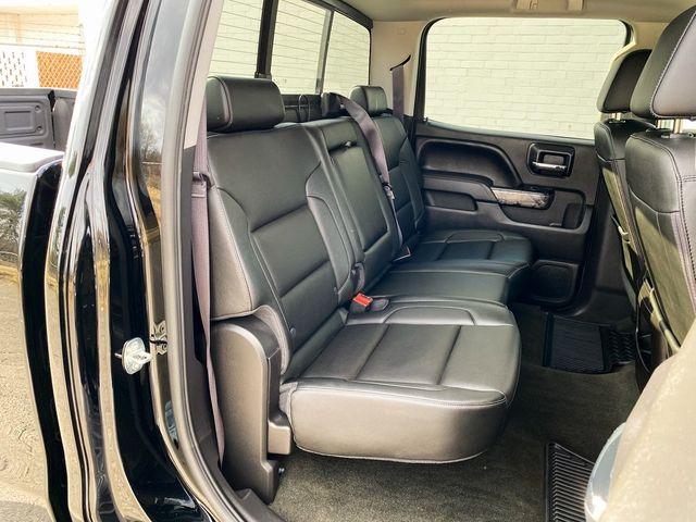 2017 Chevrolet Silverado 1500 LTZ Madison, NC 11