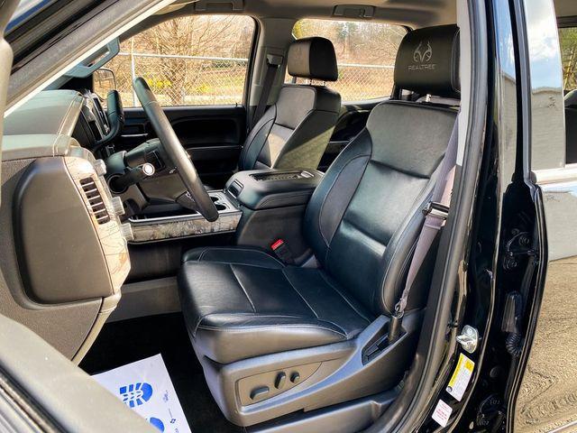 2017 Chevrolet Silverado 1500 LTZ Madison, NC 27