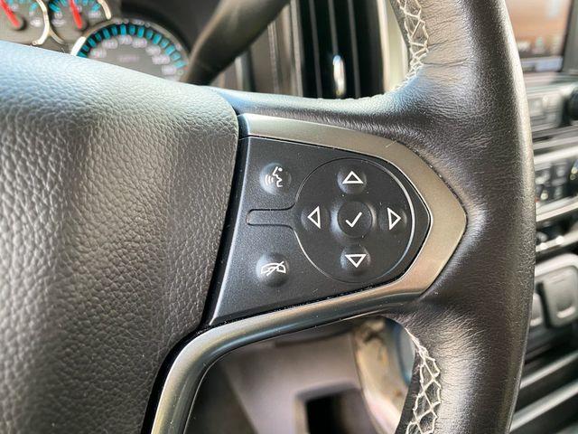 2017 Chevrolet Silverado 1500 LTZ Madison, NC 33