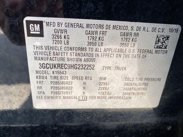 2017 Chevrolet Silverado 1500 LT Madison, NC 42