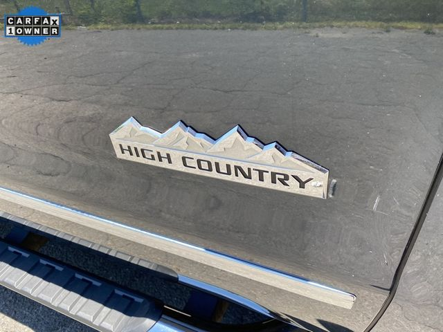 2017 Chevrolet Silverado 1500 High Country Madison, NC 10