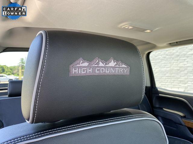 2017 Chevrolet Silverado 1500 High Country Madison, NC 19