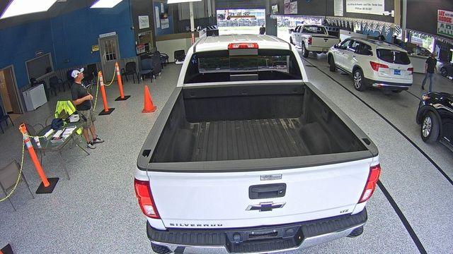 2017 Chevrolet Silverado 1500 LTZ Madison, NC 2