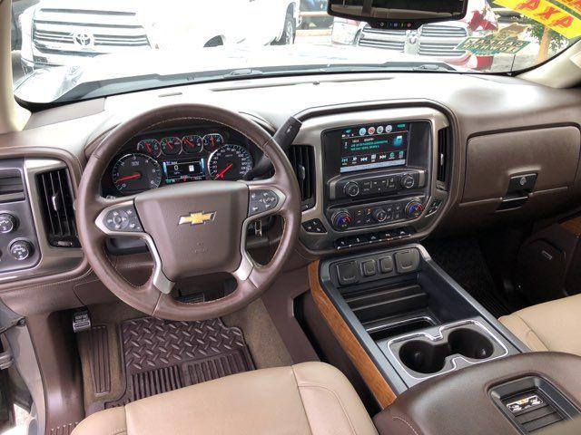 2017 Chevrolet Silverado 1500 4X4 LTZ 6.2 LITER in Marble Falls TX, 78654