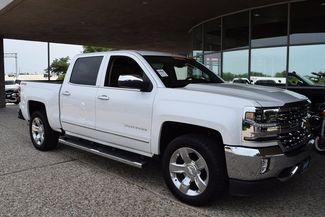 2017 Chevrolet Silverado 1500 LTZ in McKinney Texas, 75070