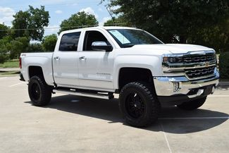 2017 Chevrolet Silverado 1500 LTZ LIFTED W/CUSTOM TIRES AND WHEELS in McKinney Texas, 75070