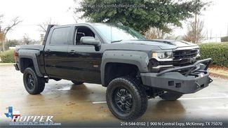 2017 Chevrolet Silverado 1500 LTZ Lifted custom wheels in McKinney, Texas 75070
