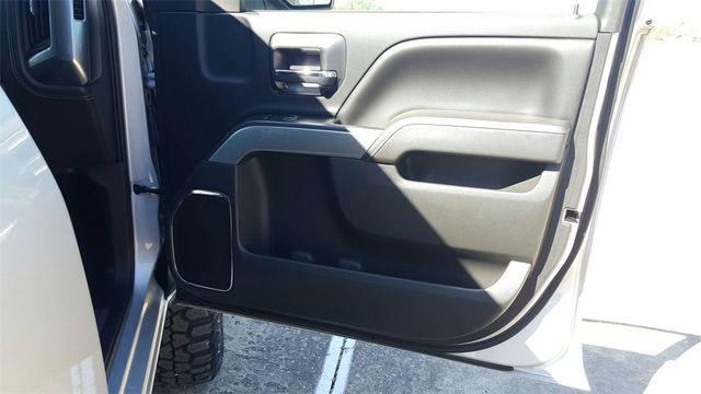 2017 Chevrolet Silverado 1500 LTZ LIFT/CUSTOM WHEELS AND TIRES in McKinney, Texas 75070