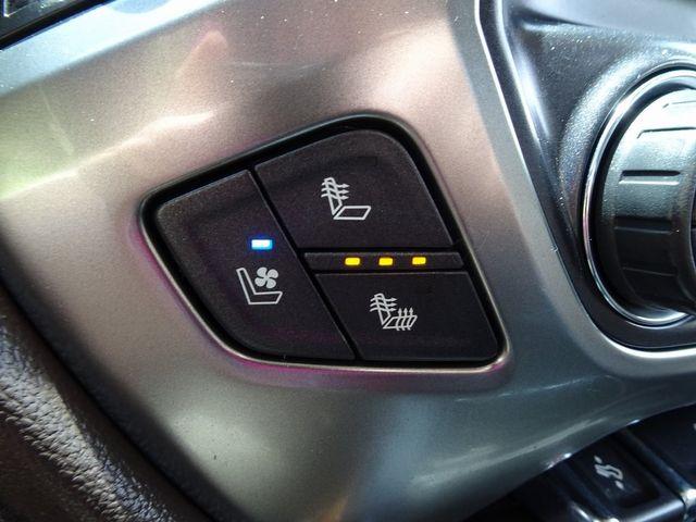 2017 Chevrolet Silverado 1500 LTZ LIFT CUSTOM WHEELS AND TIRES in McKinney, Texas 75070