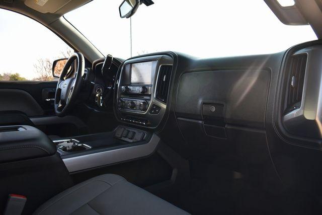 2017 Chevrolet Silverado 1500 LTZ New Lift Wheels and Tires in McKinney, Texas 75070