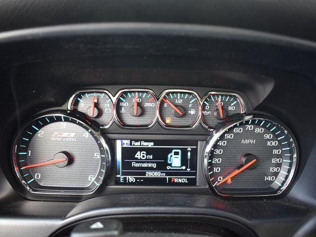 2017 Chevrolet Silverado 1500 LT LT2 in McKinney, Texas 75070