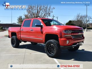 2017 Chevrolet Silverado 1500 LTZ NEW LIFT CUSTOM WHEELS AND TIRES in McKinney, Texas 75070