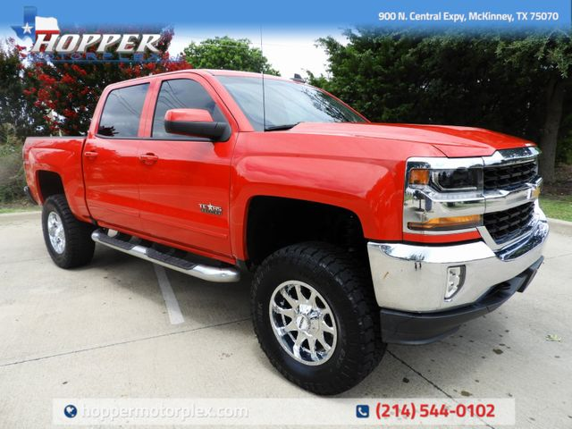 2017 Chevrolet Silverado 1500 LT LT1 Custom Lift, Wheels and Tires