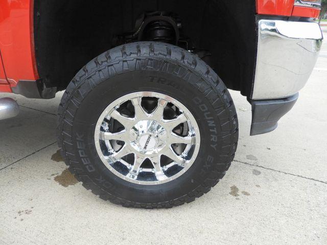 2017 Chevrolet Silverado 1500 LT LT1 Custom Lift, Wheels and Tires in McKinney, Texas 75070