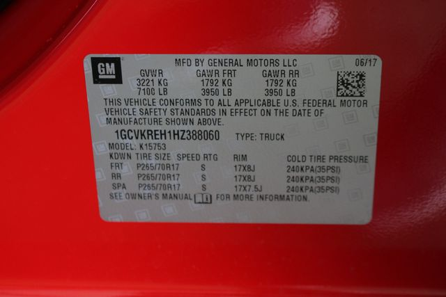 2017 Chevrolet Silverado 1500 LT Double Cab 4x4 - ALL STAR EDITION! Mooresville , NC 44