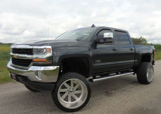2017 Chevrolet Silverado 1500 LT in New Braunfels, TX 78130