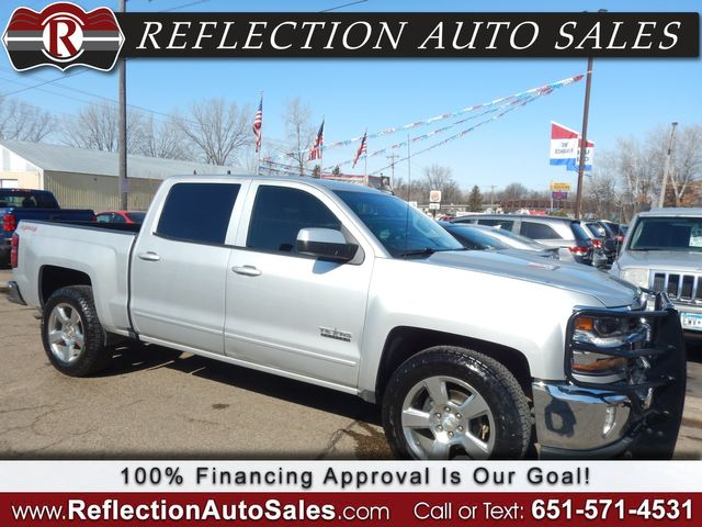 2017 Chevrolet Silverado 1500 Texas Edition in Oakdale, Minnesota 55128