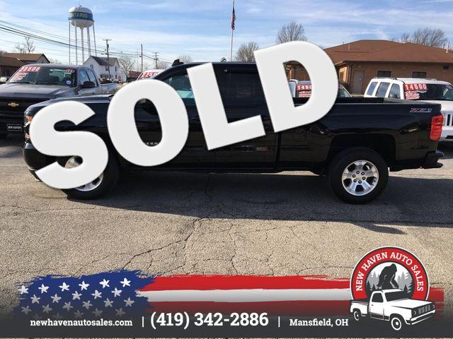 2017 Chevrolet Silverado 1500 LT in Mansfield, OH 44903