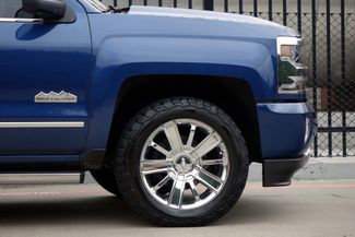 2017 Chevrolet Silverado 1500 High Country * 4x4 * SUNROOF * High Desert Pkg * Plano, Texas 35