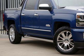 2017 Chevrolet Silverado 1500 High Country * 4x4 * SUNROOF * High Desert Pkg * Plano, Texas 28