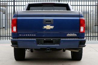 2017 Chevrolet Silverado 1500 High Country * 4x4 * SUNROOF * High Desert Pkg * Plano, Texas 7