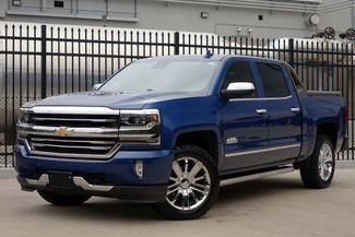 2017 Chevrolet Silverado 1500 High Country * 4x4 * SUNROOF * High Desert Pkg * Plano, Texas 1