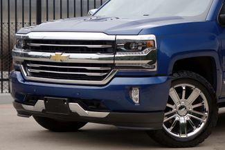 2017 Chevrolet Silverado 1500 High Country * 4x4 * SUNROOF * High Desert Pkg * Plano, Texas 27