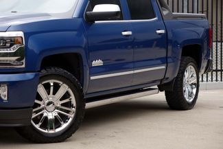 2017 Chevrolet Silverado 1500 High Country * 4x4 * SUNROOF * High Desert Pkg * Plano, Texas 29