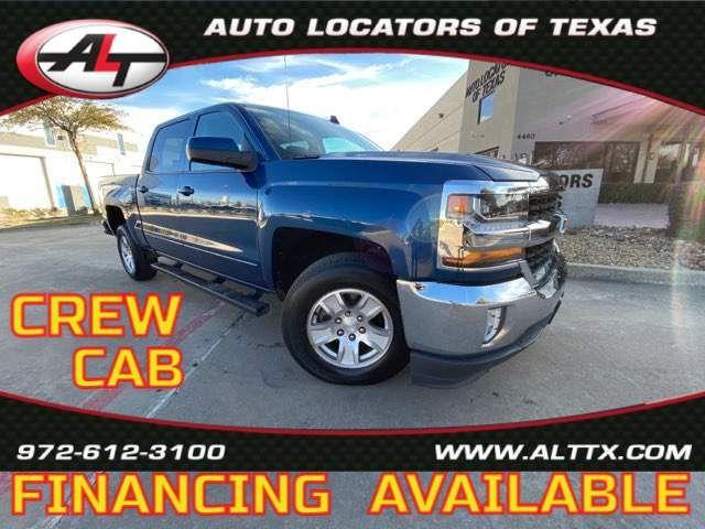2017 Chevrolet Silverado 1500 LT in Plano, TX 75093