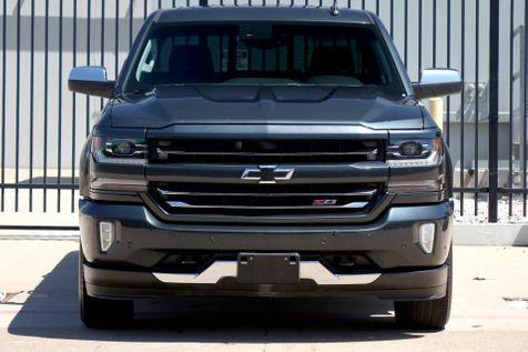 2017 Chevrolet Silverado 1500 LTZ 4x4 LTZ   Plano, TX   Carrick's Autos in Plano, TX