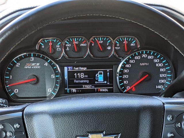 2017 Chevrolet Silverado 1500 LTZ in Pleasanton, TX 78064